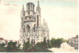 Bruxelles - CPA - Laeken - Eglise - Laeken