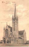 Bruxelles - CPA - Molenbeek - Eglise Saint Rémi - St-Jans-Molenbeek - Molenbeek-St-Jean