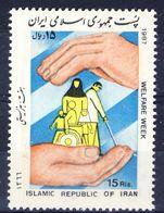 +D2666. Iran 1987. Welfare Week. Michel 2224. MNH(**) - Iran
