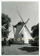 NIL-St.-VINCENT-St.-MARTIN  ~ Walhain (Brabant Wallon) - Moulin/molen - Moulin Du Tiège. Photo Véritable 13x18 Cm (1973) - Lieux