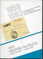 XXVI MOSTRA FILATELICA  MOLFETTA 1983 - USATO - Exposiciones Filatélicas