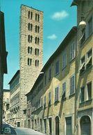 Arezzo (Toscana) Chiesa Santa Maria Della Pieve, Ste. Maria De La Pieve, St. Maria Of The Pieve, St. Maria Von Pieve - Arezzo