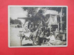 SAMARKAND 1929  Uzbek Types. Russian Postcard - Uzbekistan