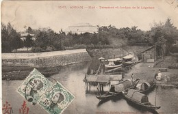 CPA ANNAM - INDOCHINE - Hué - Terrasses Et Jardins De La Légation - Other
