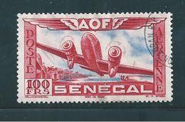 Colonie PA Du Sénégal De 1942 N°30 Oblitéré - Aéreo