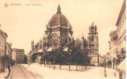 Bruxelles - CPA - Eglise Sainte Marie - Laeken