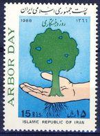 +D2685. Iran 1988. Day Of The Tree. Michel 2264. MNH(**) - Iran