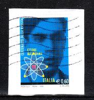 Italia   -  2006.  Ettore Majorana, Matematico E Fisico Nucleare. Mathematician And Nuclear Physicist. - Physics