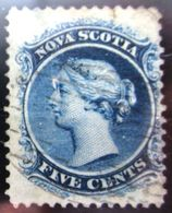 NOUVELLE ECOSSE              N° 7                  OBLITERE - Nova Scotia