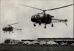 AVIATION - Aviation Militaire - Hélicoptère - Alouette - Elicotteri