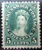 NOUVEAU-BRUNSWICK              N° 6                  NEUF SANS GOMME - Unused Stamps