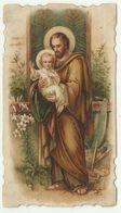 Angel Saint  Holy Card Pozsony 1907 - Santini