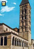1 AK Spanien * Die Kirche San Esteban - Ein Romanischer Tempel In Der Stadt Segovia - Seit 1985 UNESCO Weltkulturerbe - Segovia