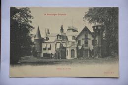 La Bourgogne Illustree-le Chateau De Le Fete - A Identifier