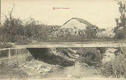 Lusse (Vosges) Le Pont De Herbaupaire Ou Herbeaupaire Guerre 14-18 - Provencheres Sur Fave