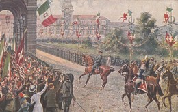 11640-TRIESTE ITALIANA-LA GRANDE RIVISTA-FP - Trieste