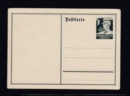 GZ P253 NOTHILFE UNGEBRAUCHT - Duitsland