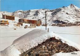 Station Du Lac De Tignes Alt 2100m La Plus Haute D Europe Vue Generale 14(scan Recto-verso) MA1291 - Autres Communes