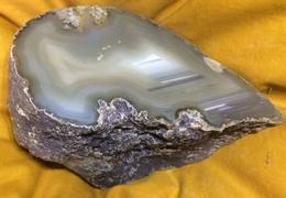 C8 - 21 Agathe Brésil - Minerali