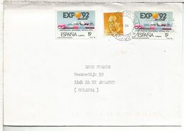 ZARAGOZA CC SELLOS EXPO 92 SEVILLA - 1992 – Sevilla (España)