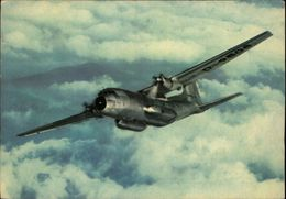 AVIATION - Aviation Militaire -Transall - Cargo Militaire - 1946-....: Moderne