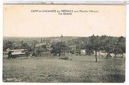 78  CAMP DE  VACANCES  DES  MESNULS    PRES  MONTFORT  L' AMAURY   VUE  GENERALE    TBE    1J859 - Montfort L'Amaury