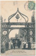 SERGINES - Concours 1907, Arcade De La Rue Des Treilles - Sergines