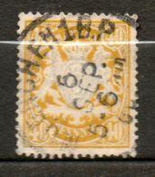 BAVIERE  40p Jaune 1881-1904 N° 68 - Bavaria
