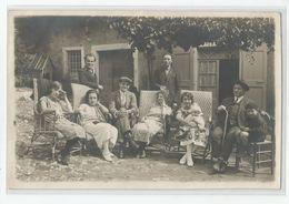 Photographie Prélenfrey - Isère 38- Maison Animée écrite Aout 1924 Format Carte Photo - Places