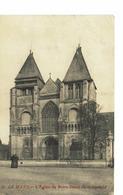 CPA - Carte Postale - FRANCE - LE MANS - Eglise Notre Dame De La Couture (iv 201) - Le Mans