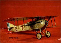 AVIATION - Aviation Militaire - SPAD 7 - 1946-....: Modern Era