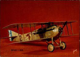 AVIATION - Aviation Militaire - SPAD 7 - 1946-....: Moderne