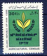 +D2704. Iran 1988. Agriculture. Michel 2307. MNH(**) - Irán