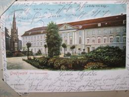 GREIFSWALD . UNIVERSITAT - Greifswald