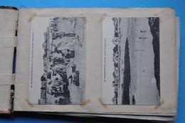 ALBUM DE 83 CARTES POSTALES / PORNICHET / LE POULIGUEN / BELLE ÎLE EN MER /ROCHEFORT SUR MER / OLERON / CARNAC ETC.... - Postcards