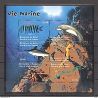 H510 DE GUINEE VIE MARINE LIFE FISH 1KB MNH - Meereswelt