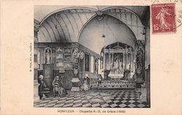 HONFLEUR - Chapelle Notre Dame De Grâce - Honfleur