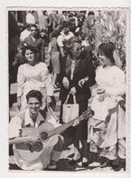 26415 Puelo Canairien -Grande Canarie Las Palmas -mai 1959 Guitare Chanteur Rue - Lieux