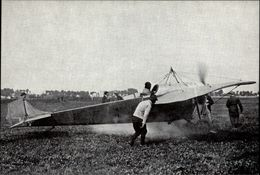 AVIATION - Aviation Militaire - Monoplan Morane Saulnier 406 - Avions