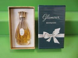 ANCIENNE MINIATURE PARFUM BOURJOIS GLAMOUR PLEINE + BELLE BOITE - Miniature Bottles (in Box)