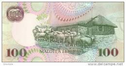LESOTHO P. 19d 100 M 2007 UNC - Lesoto