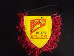 Fanion ATHLETISME - RC LENS - Athlétisme