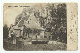Wommelgem - Wommelghem     *  Het Spuihuis - Wommelgem
