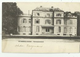 Wommelgem - Wommelghem     *  Ternessenhof - Wommelgem