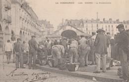 76 - DIEPPE - La Poissonnerie - Dieppe