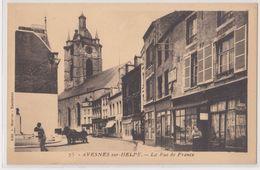 26419 AVESNES Sur HELPE 59 La Rue De France -ed Mercier Haumont - Avesnes Sur Helpe