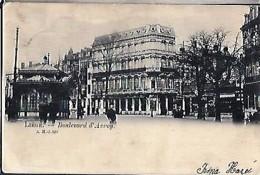 LIEGE : Boulevard D'Avroy - Liege