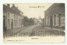 Wommelgem - Wommelghem    *  Ranststraat  (Hoelen) - Wommelgem