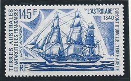 "TAAF 1974 - YT PA N° 31 - 145 F. -  Bâteaux D'expéditions Antartiques  -  "" L ' Astrolabe""  - NEUF** TTB Etat - Airmail"