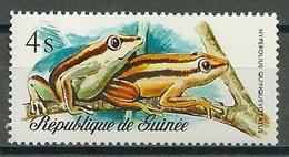 Guinea - Mi.Nr. 783** Frogs [1977] - Kikkers
